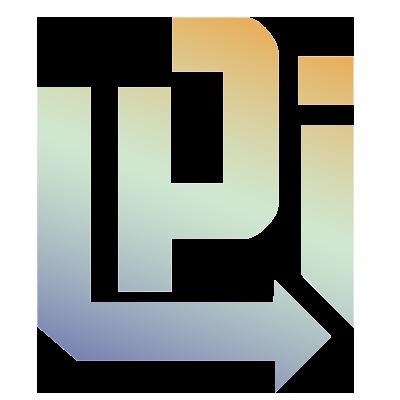 LPI Logo in gradient pattern